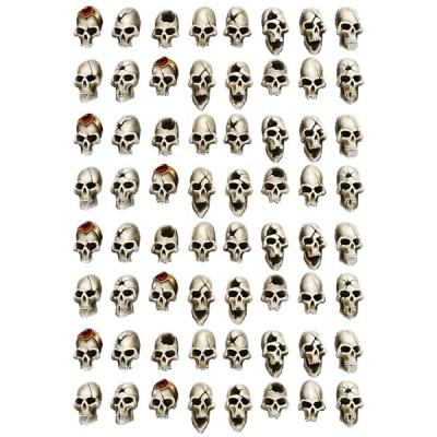Elf Skulls (28mm) (64)