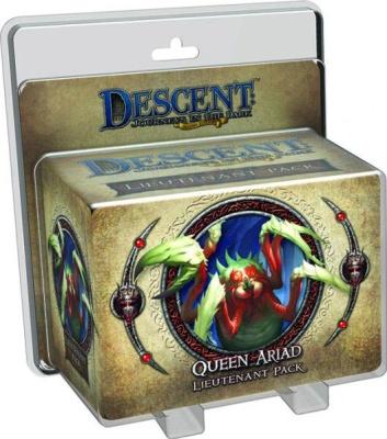 Descent Road to Legend Miniatures: Queen Ariad
