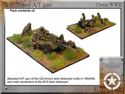 76mm A/T gun (2)