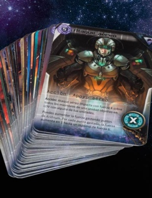 Fallen Frontiers: Deck of Cards (OOP)