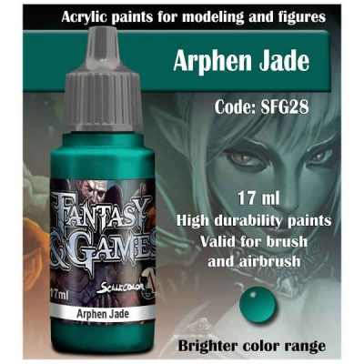 Scalecolor Fantasy 28 Arphen Jade (17ml)