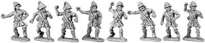 Peltasts with Boiotian Helmets (random 8 of 4 des