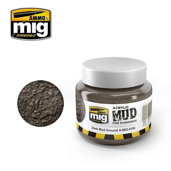 Dark Mud Ground (250ml)