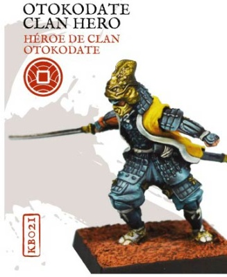 Otokodate Clan Hero (1)