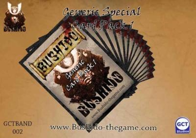 Tengu Special Card Pack 1