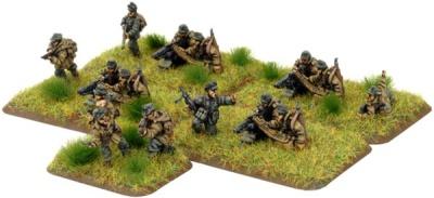 Gebirgsjager Pioneer Platoon