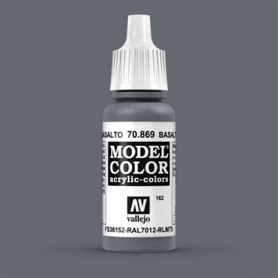 Model Color 162 Basaltgrau (Basaltgrey) (869)