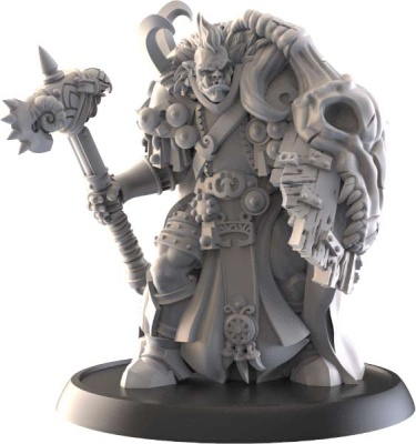 F&F Orc Black Fang Commander
