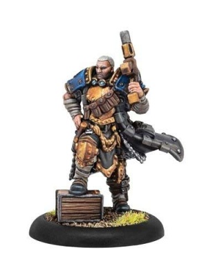 Trencher Commando Officer