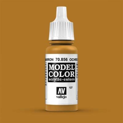 Model Color 127 Gelbocker (Orchre Maroon) (856)