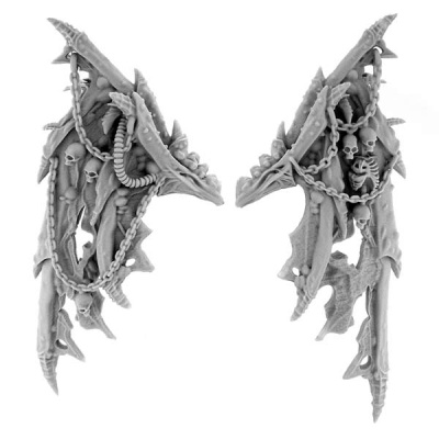 Chaos Daemon Wings