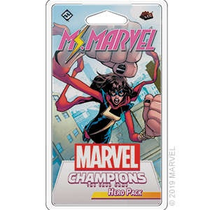 Marvel Champions: Das Kartenspiel - Ms. Marvel