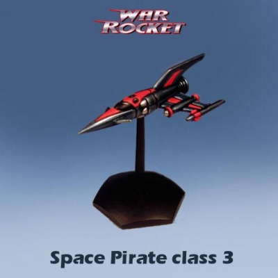 War Rocket - Space Pirates: Class 3