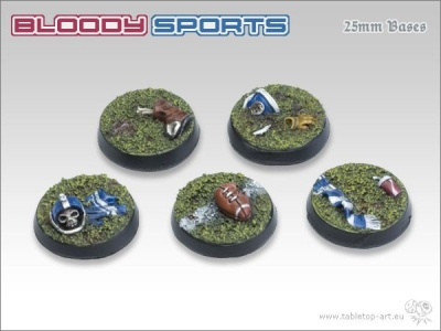 Bloody Sports 25mm (5)