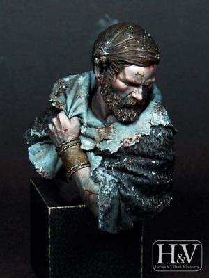 Germanic Warrior AD 9