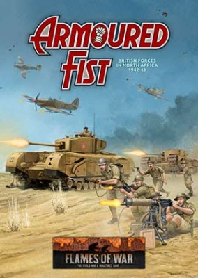 Armoured Fist  (British Forces in North Africa)
