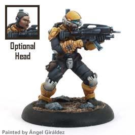 CCC - Yellow Jackets: Assault Trooper (1)