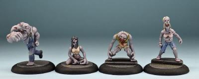 Zombie Characters II (4)