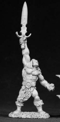 Brom the Barbarian
