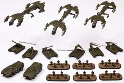 United Colonies of Mankind Starter Army Box