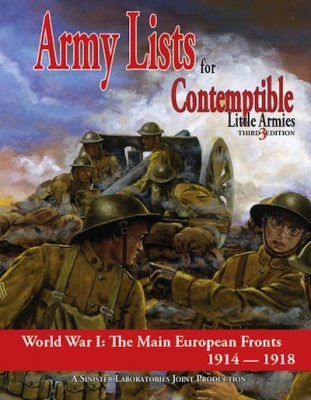 Contemptible Little Armies- Lists 1