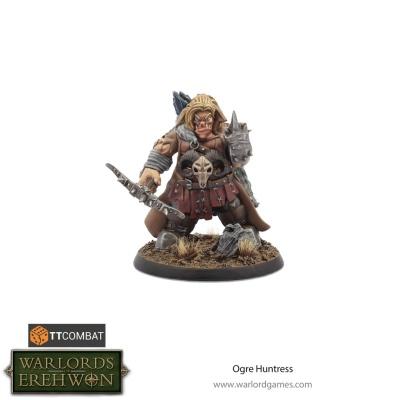 Troll Trader Ogre Huntress