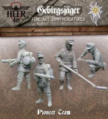 Gebirgsjäger Pioneer Unit (4)