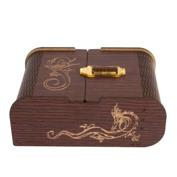 Blackfire RPG Chest - Dragon