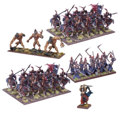 Undead Elite Army