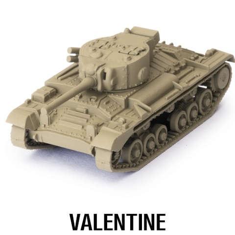 World of Tanks Expansion - British (Valentine)