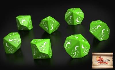 Ottoman dice (10)