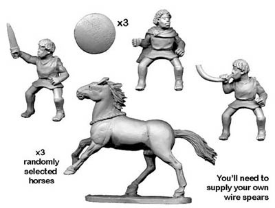 Numidian Cavalry Command (3)