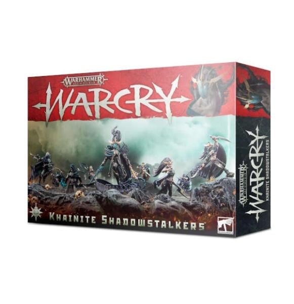 Warcry: Khanite Shadowstalkers