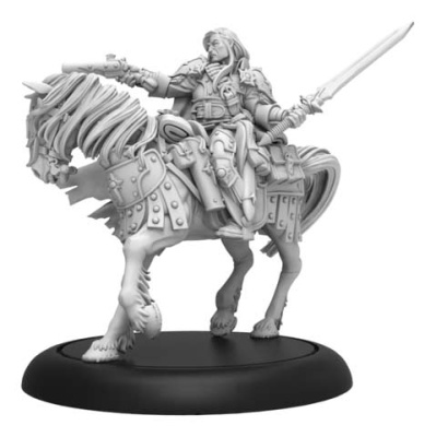 Grand Master Gabriel Throne - WARMACHINE Mercenary Morrowan