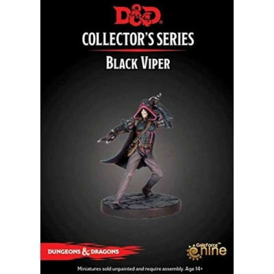 "D&D ""Waterdeep Dragon Heist"" Black Viper (1)"