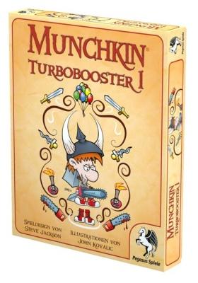 Munchkin Turbobooster 1