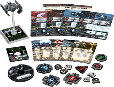 Star Wars X-Wing: TIE-Aggressor Erweiterung-Pack DEUTSCH