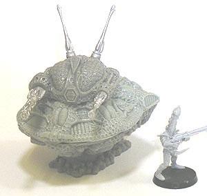 Alien Schwebepanzer