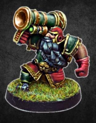 Dwarf Bazooka