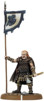 Kjartan of Jylland, Raven Bearer of Hrafnen