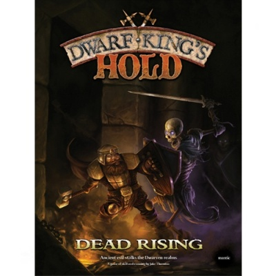 Dwarf King`s Hold: Dead Rising (deutsch)