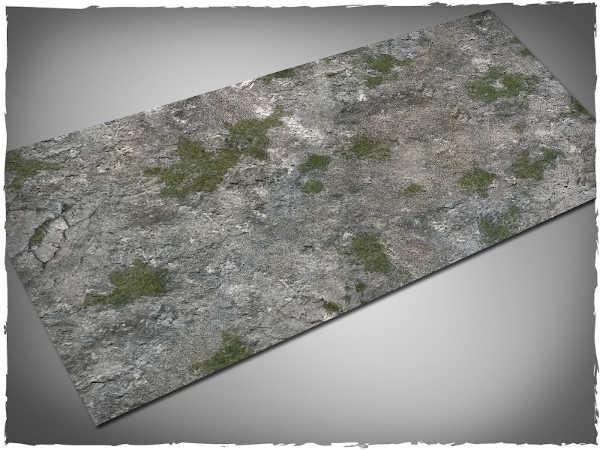 GAME MAT - Medieval Ruins 6x3