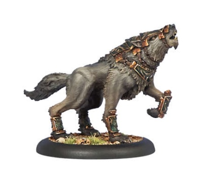 Circle Orboros War Wolf Solo