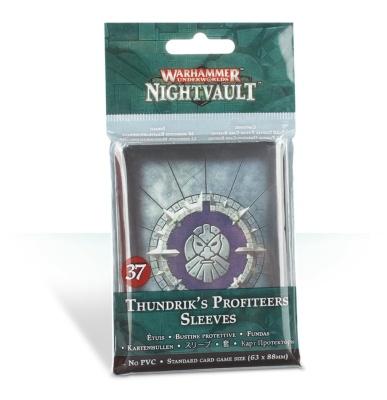 WHU Kartenhüllen: Thundrik's Profiteers