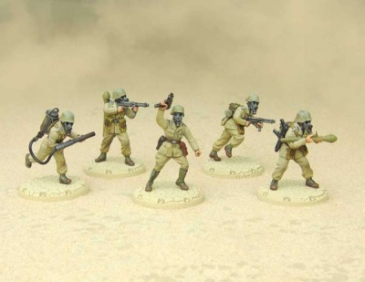 NDAK Grenadier Security Squad