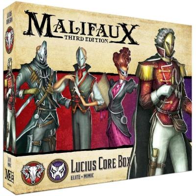 Malifaux (M3E): Lucius Core Box