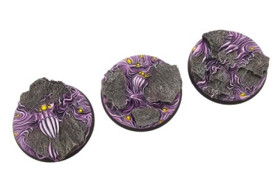 Possessed Bases, Round 50mm (2)