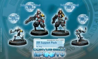 JSA Support Pack (YJ)