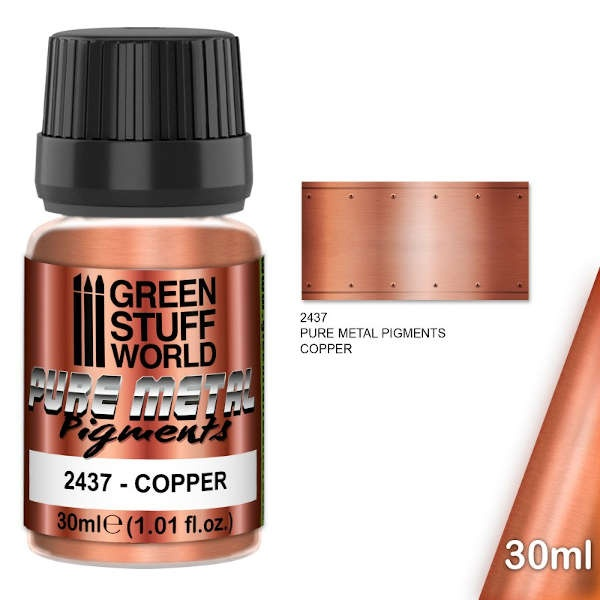 Pure Metal Pigments COPPER