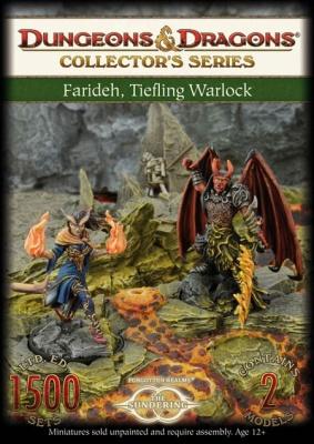 D&D Farideh, Tiefling Warlock and Lorcan (2)